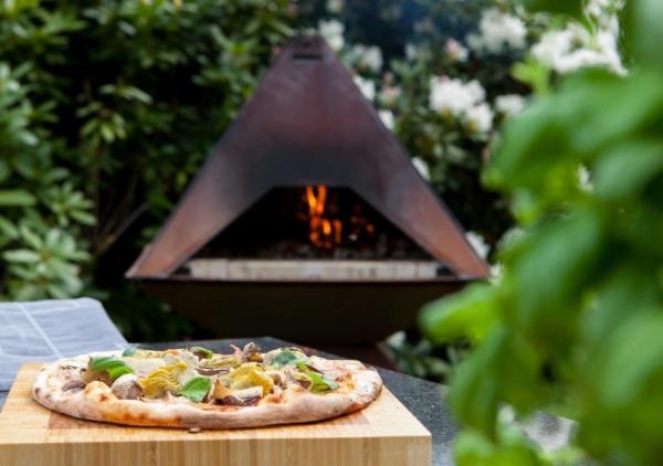Arduro Prisma Pizza Oven with Prisma Base